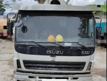 出售11年出厂中联五十铃52米泵车(大排量6节臂)