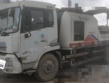 2011年中联9018车载泵