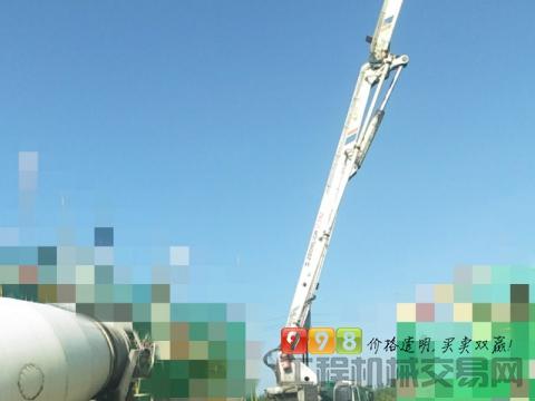 2010年5月出厂中联五十铃50米泵