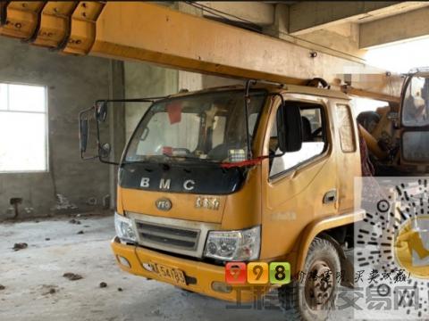 转让森源重工2012年6吨吊车