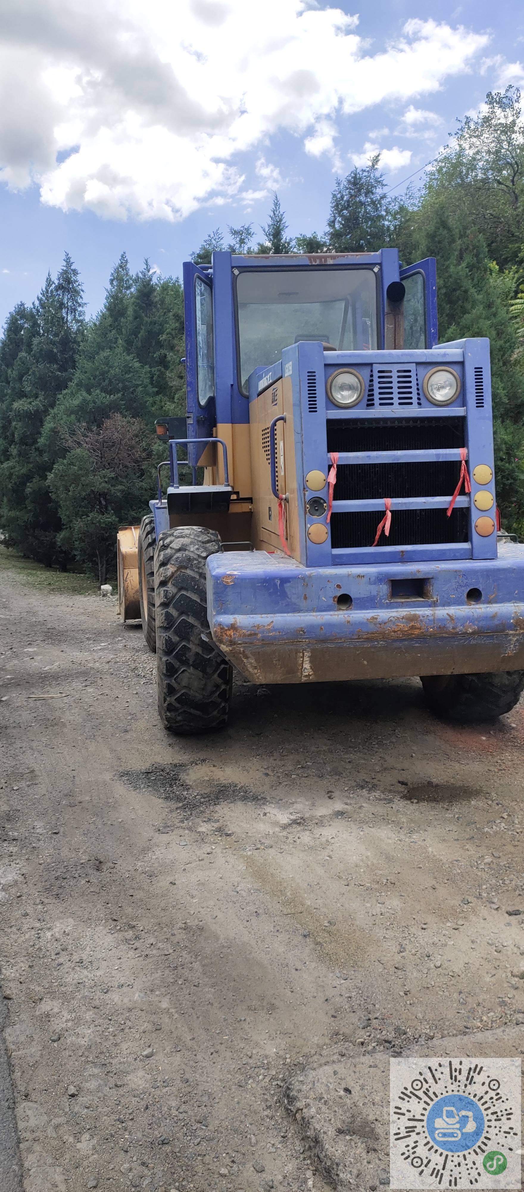 转让龙工2011年835B轮式挖掘机