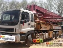 出售11年徐工五十铃37米泵车(暂不出售)