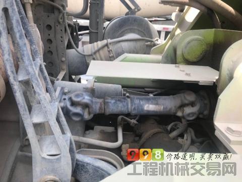 车主精品转让18年出厂欧曼雷萨大18方搅拌车(国五L9 )