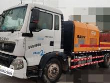 精品出售15年出厂三一10020车载泵(国四)