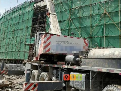 转让中联重科2011年16吨吊车