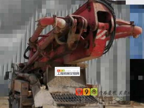 车主一口价出售06年三一沃尔沃37米泵车