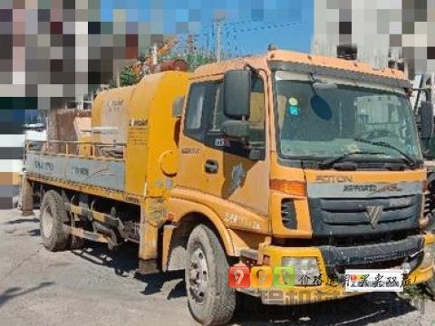 出售2012年110-195-14鸿得利车载泵