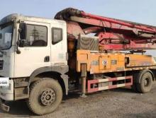 出售18年出厂农建37米泵车