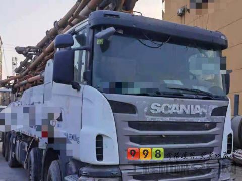 出售2013年12月中联斯堪尼亚62米(专业人士认证己改中联系统.仅7万方)
