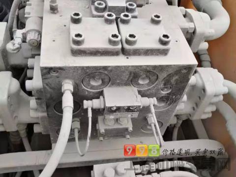 准新车出售15年出厂三一10018车载泵(900小时)