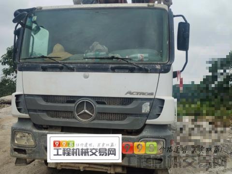 出售13年三一奔驰49米泵车(C8龙象共舞)