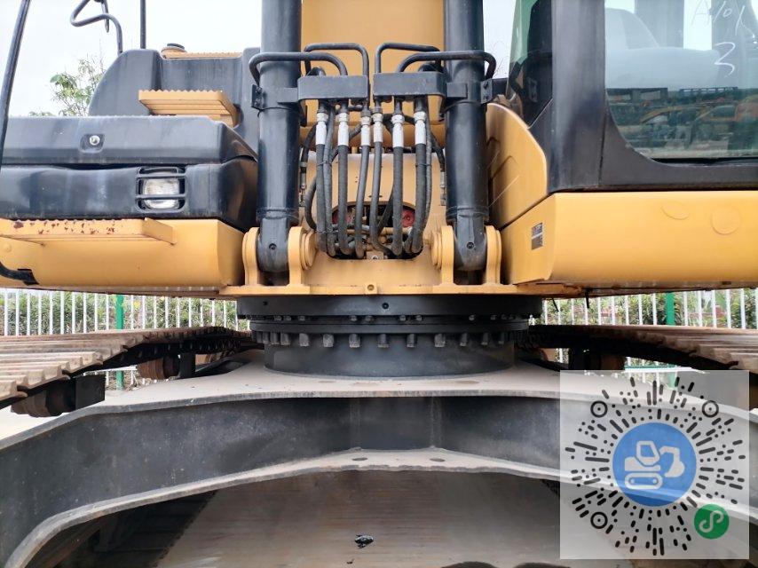 转让卡特彼勒2016年323D履带挖掘机