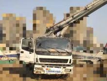 2011年中联五十铃47米泵