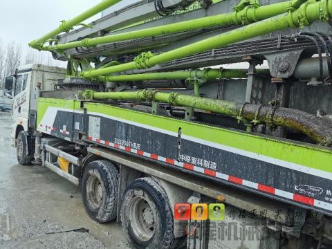首付提准新2020年6月中联解放49米泵车(可厂家免息分期)