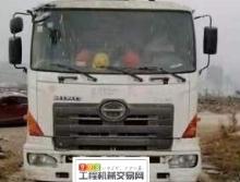 出售2009年中联日野40米泵车