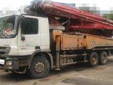 出售2011年出厂三一奔驰46米泵车(三桥大排量)