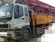 精品出售13年出厂徐工五十铃46米泵车(三桥叉腿 方量少)