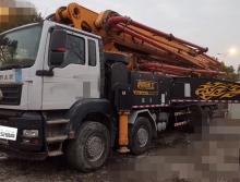 极品19年出厂响箭重工58米泵车(国五  6节臂 双油泵   黑金刚)