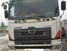 精品出售13年三一日野37米泵车(大排量)