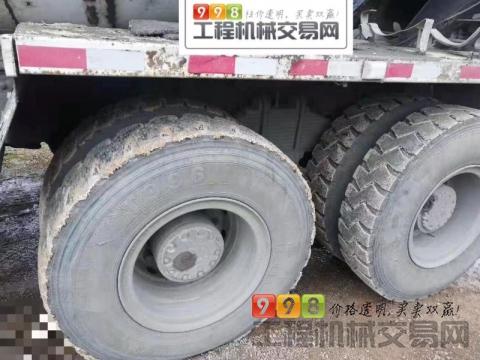 出售12年华菱星马12方搅拌车(2台)