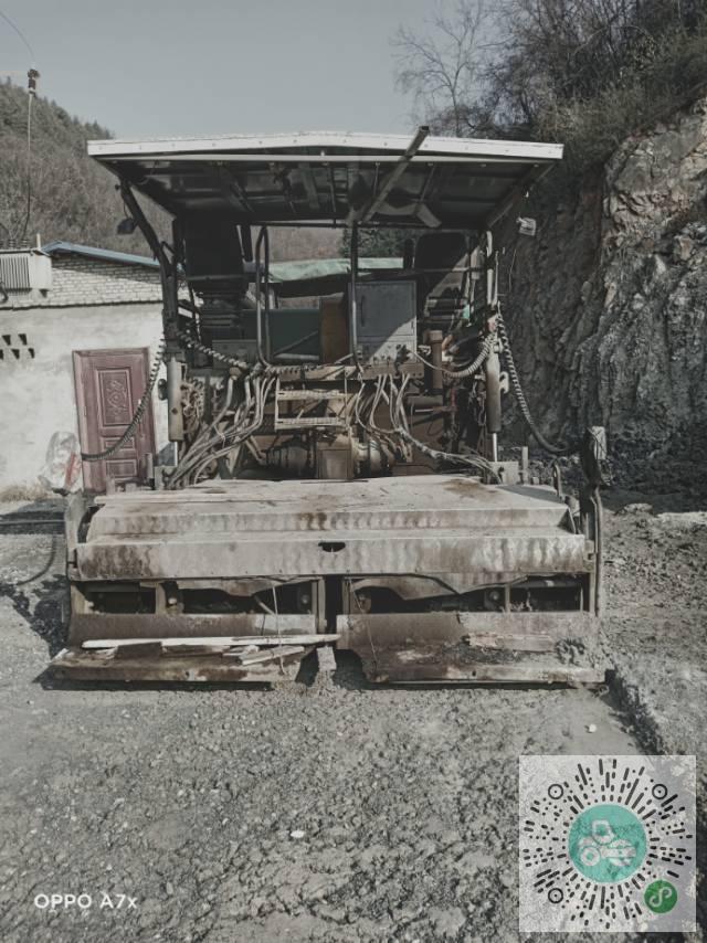 转让徐工2011年RP902摊铺机