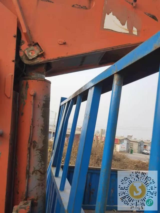 转让东风2010年8吨随车吊