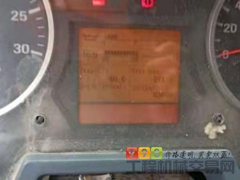 出售17年国五欧曼大18方搅拌车(2台)