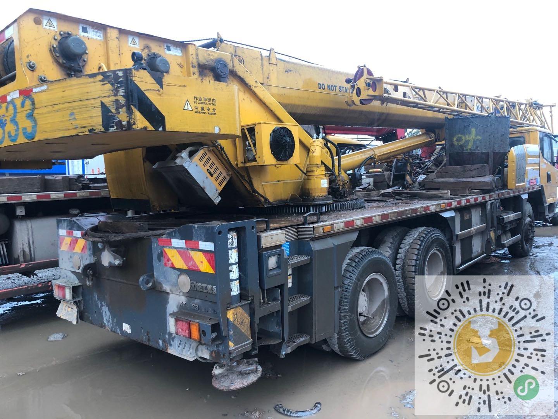 转让徐工2017年16吨吊车