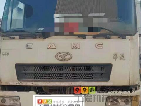 出售11年8月华菱星马10方搅拌车(5台  年后出售)