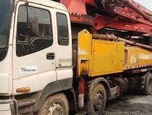 出售2010年出厂三一五十铃48米泵车(暂时不考虑处理!)