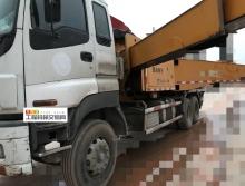 2011年8月出厂三一五十铃46米泵