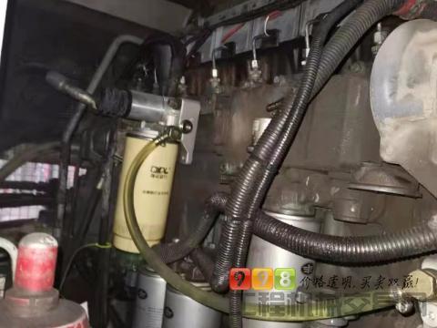 出售12年出厂中联东风10018车载泵(价高)