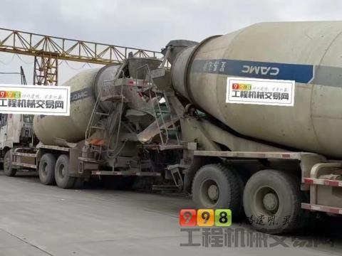 出售2012年华菱星马大12方搅拌车  (多台)