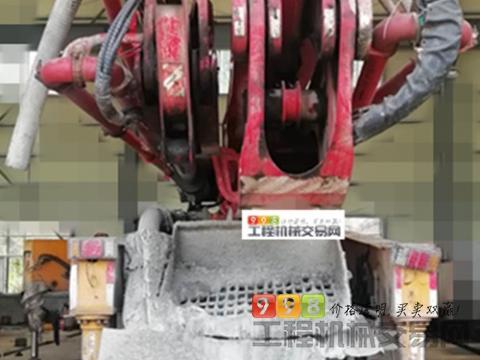 出售2011年三一沃尔沃底盘62米泵车