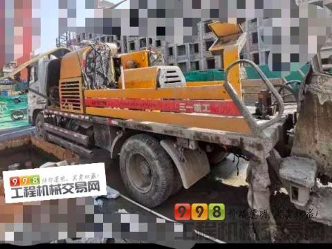 精品出售11年三一东风9018车载泵