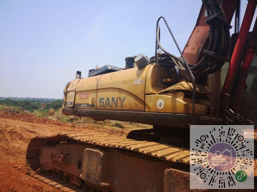 转让三一重工2011年卡底280旋挖钻机
