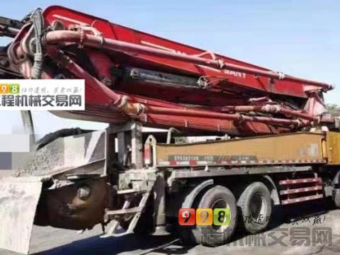 精品转让10年出厂三一五十铃46米泵车