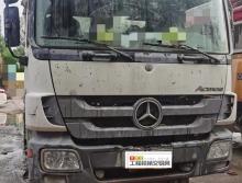 车主出售11年出厂中联奔驰50米泵车(一手车)