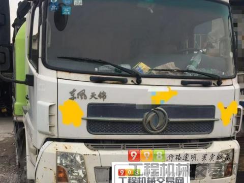 终端直售2016年中联东风底盘10020车载泵(国四)