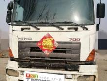 出售2013出厂年徐工日野52米泵车  (车况100%保证)