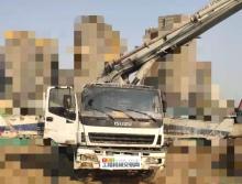 2011年中联五十铃47米泵车