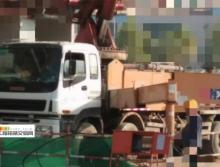 2012年徐工五十铃52米泵车