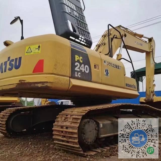 转让小松2017年小松PC240-8大挖