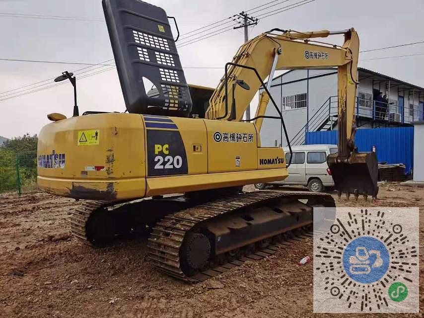 转让小松2016年小松PC220-8大挖
