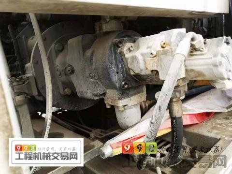 精品出售18年中联解放10018车载泵