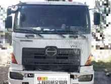 裸车出售08年中联日野底盘40米泵车