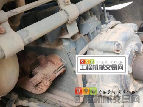 出售13年华菱星马12方搅拌车(5台带营运证)