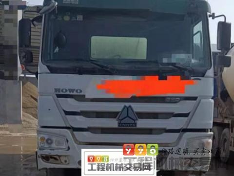 出售2017年豪沃中集14方搅拌车(国五)