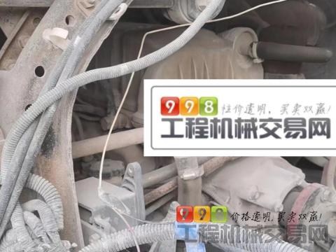 出售14年华菱星马16方搅拌车(国四4台带营运证)