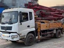 出售2016年出厂东风科尼乐25米泵车